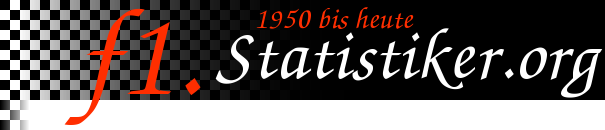 Formel 1 - Statistiken 1950 bis heute