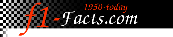 formula 1 - statistics 1950 - today