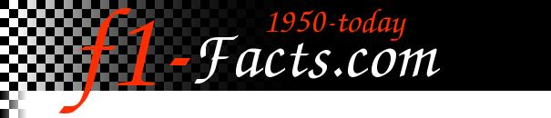 formula 1 - statistics 1950 - today