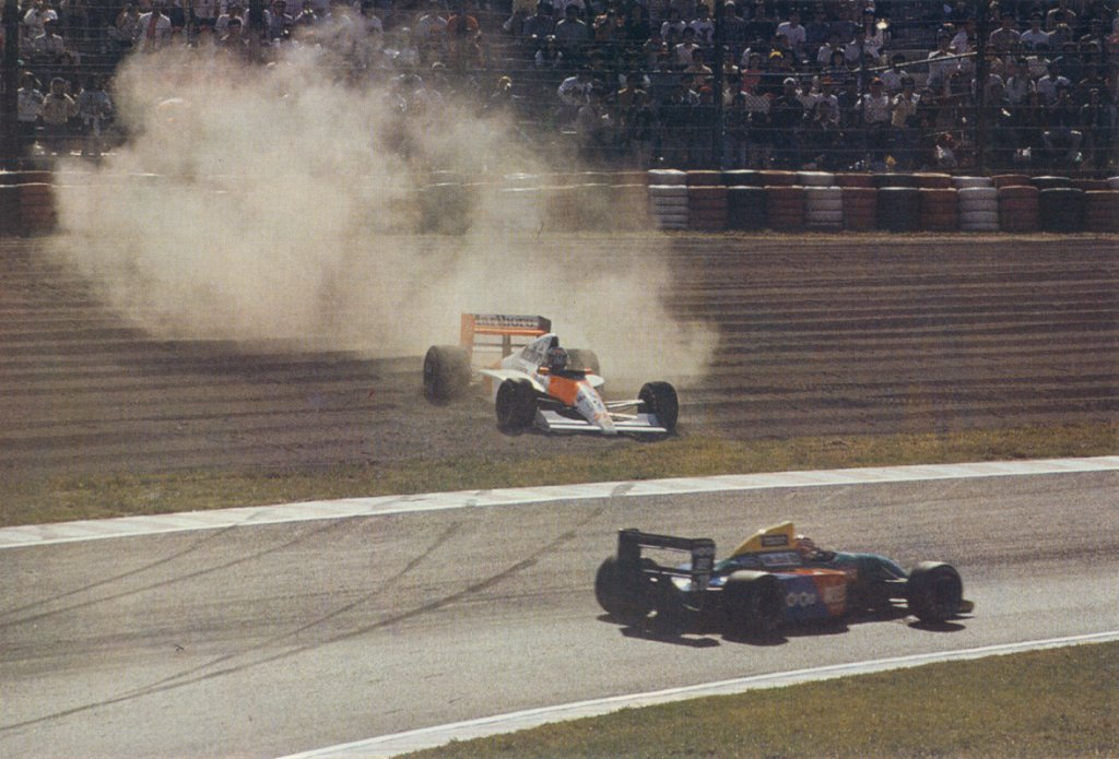 Image result for suzuka 1990 berger