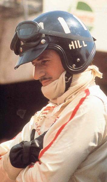 Norman Graham Hill